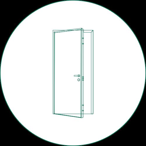 Porte blindate